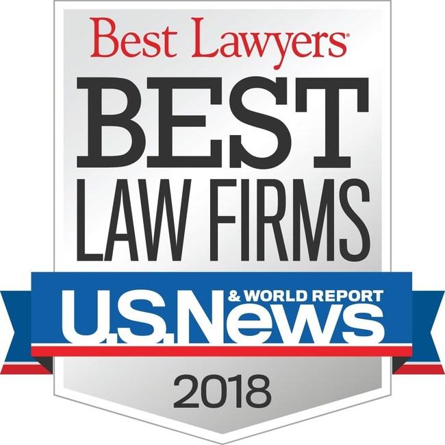 "New York Personal Injury Law Firm Gair, Gair, Conason, Rubinowitz, Bloom, Hershenhorn, Steigman & Mackauf named ""Best Law Firm 2018"""