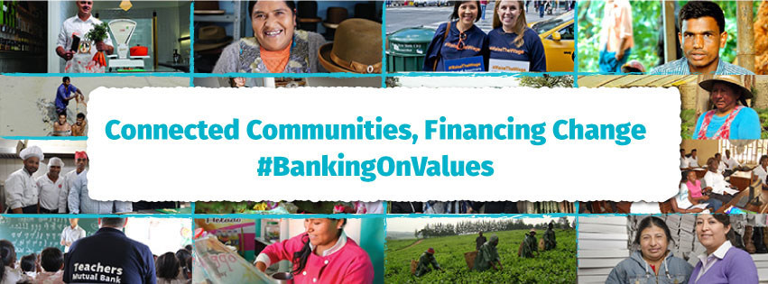 #BankingOnValues Facebook Cover (PRNewsfoto/Global Alliance for Banking on V)