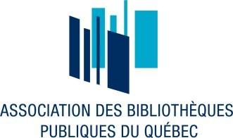 Logo : Association des bibliothèques publiques du Québec (ABPQ) (Groupe CNW/Ordre des comptables professionnels agréés du Québec)