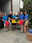 """Marriott Vacations Worldwide Corporation """"Fills the Containers"""" with Relief Supply Donations for Fellow Associates in St. Thomas"""
