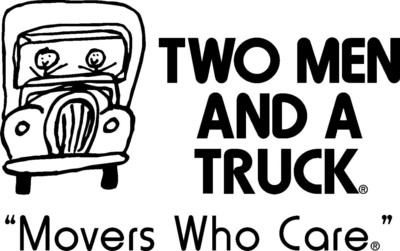 TWO MEN AND A TRUCK. (PRNewsFoto/TWO MEN AND A TRUCK)