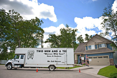 TWO MEN AND A TRUCK Finishes Third Quarter with 11 Percent Year-Over-Year Growth and 94 Months of Consecutive Sales Growth