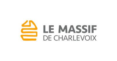 Logo : Le Massif de Charlevoix (Groupe CNW/MASSIF DE CHARLEVOIX)