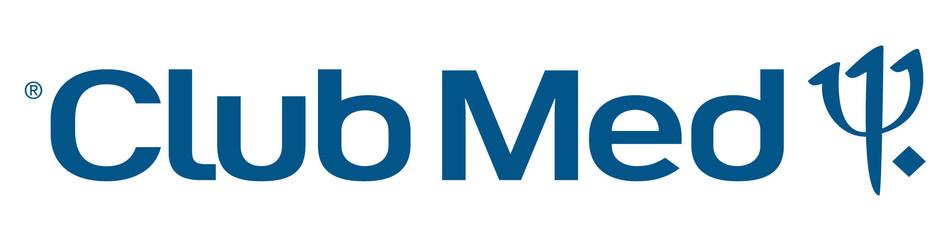 Logo : Club Med (Groupe CNW/MASSIF DE CHARLEVOIX)