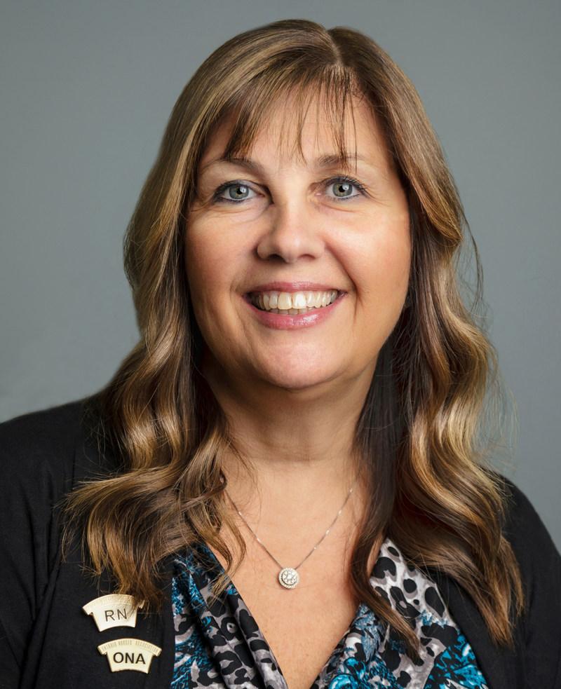 Cathryn Hoy (CNW Group/Ontario Nurses Association)