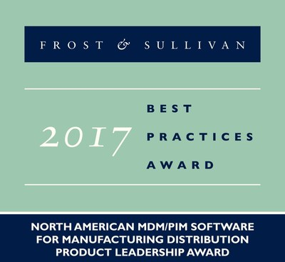 Enterworks Earns Frost & Sullivan's 2017 Product Leadership