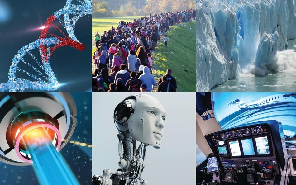 La Campagne pour Concordia met l'accent sur la recherche, l'enseignement et l'apprentissage nouvelle génération – voies de l'avenir pour l'Université. (Groupe CNW/Université Concordia)