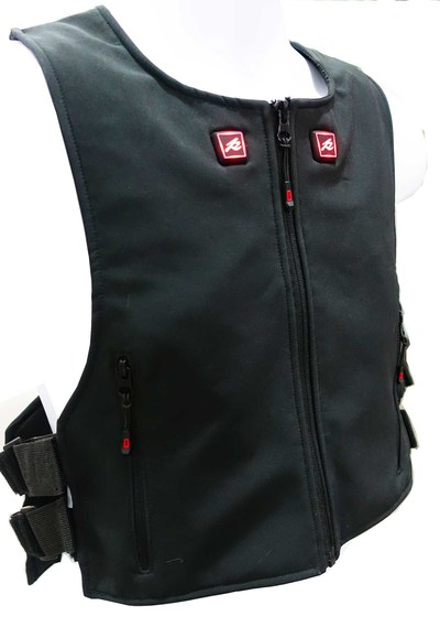 Game-Changing MOTIONheat powerVest with up to incredible 44 hours of heat (CNW Group/Power In Motion)