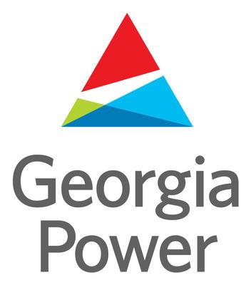 Georgia Power logo. (PRNewsFoto/Georgia Power)