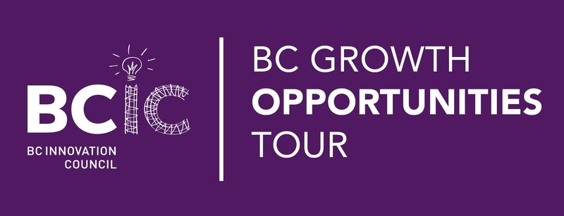 BC Innovation Council's #BCGO Tour stopped off in Kamloops for the final leg of the six-city provincial tour. (CNW Group/BC Innovation Council)