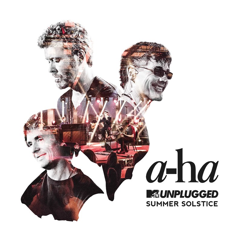 A-HA MTV UNPLUGGED – SUMMER SOLSTICE. As part of the renowned concert series MTV Unplugged, the band (with guests) recently performed two exclusive acoustic concerts, filmed and taped in front of a small audience. It was the first time a-ha performed in an acoustic setting. The food court in Giske was given a makeover to host the 300 persons strong audience. a-ha MTV Unplugged – Summer Solstice will be released through UMe as a 2CD on November 3rd and 3LP on November 10th.