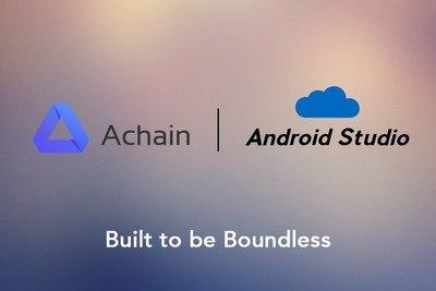 AchainXAndroid Studio: Built to be Boundless