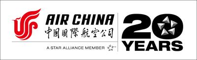 Air China logo (PRNewsFoto/Air China)