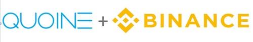 Binance and QUOINE Announce a Strategic Partnership to Build Global Liquidity in the Crypto Economy (PRNewsfoto/QUOINE)