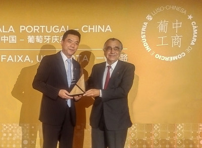 Capital Airlines Wins Outstanding Company Award in Portugal