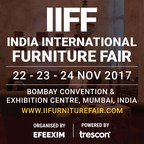 India International Furniture Fair (PRNewsfoto/Trescon)