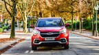 Chery's New RUIHU 5X Exhibits Supreme Quality On Its All Terrain Eurotrip