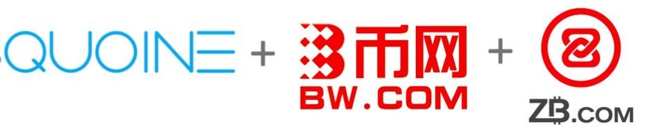 ZB.com and BW.com Announce Strategic Partnership with QUOINE (PRNewsfoto/QUOINE)