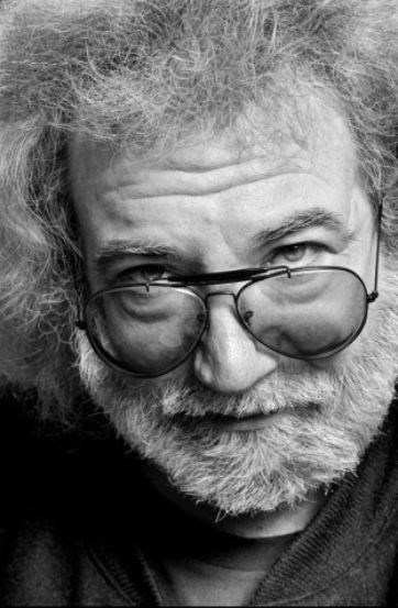 Jerry Garcia by Jay Blakesberg