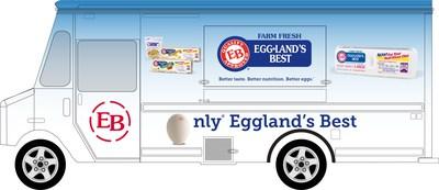 Eggland's Best (EB) Better Egg Food Truck 2017