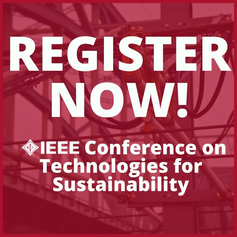 Still time to register for SusTech 2017!