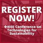 IEEE SusTech 2017 Announces Patrons, Final Program and Special Events