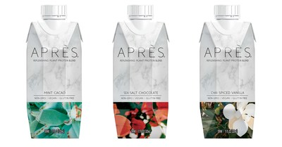 Après, a digital-first beverage company based in San Francisco, has launched the first ever plant-based protein drink developed specifically for premium whole-body replenishment. Created for the modern wellness consumer, the innovative beverage utilizes a proprietary plant protein blend with other complementary ingredients, including virgin coconut oil and coconut water, to deliver clean nutrition with great taste in a shelf-stable format.