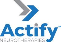 (PRNewsfoto/Actify Neurotherapies)