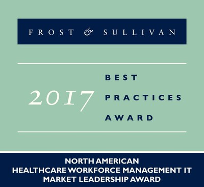 Frost & Sullivan Applauds Kronos for Providing Effective Healthcare Workforce Management
