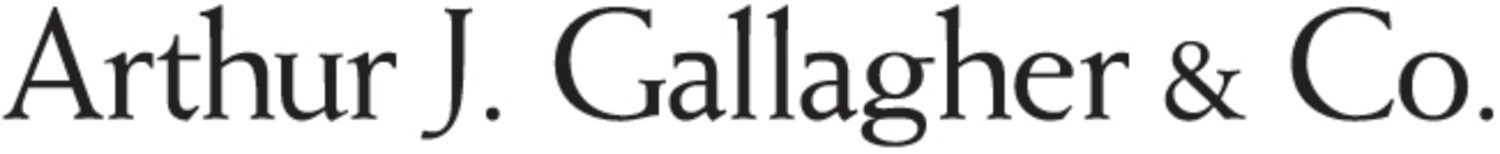 Arthur J. Gallagher & Co. Logo (PRNewsfoto/Arthur J. Gallagher & Co.)