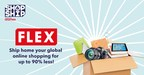 "The 'weight' is over: Aramex launches ""Shop & Ship FLEX"" (PRNewsfoto/Aramex)"