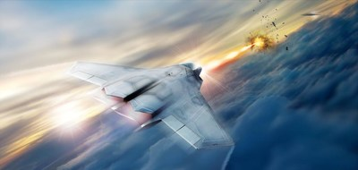 Lockheed Martin is helping the Air Force Research Lab develop and mature high energy laser weapon systems, including the high energy laser pictured in this rendering. Credit: Air Force Research Lab