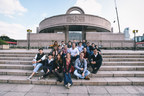 Des membres de l'OJUE visitent la Shanghai Orchestra Academy