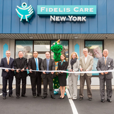 Fidelis Care opens a new Community Office located at 997 Central Avenue in Albany.