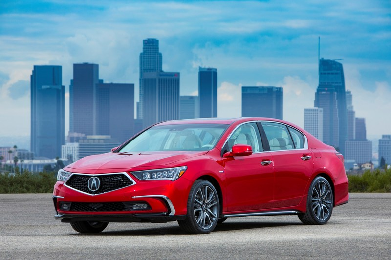 Acura RLX Arrives In Showrooms With Striking Redesign - In acura com