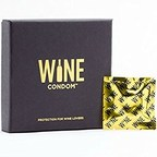 WINE CONDOM New Bottle Stopper Design Accommodates Larger, Magnum-Sized Pinots