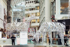Cadillac Fairview Delivers Holiday Magic to Canadians (CNW Group/Cadillac Fairview Corporation Limited)
