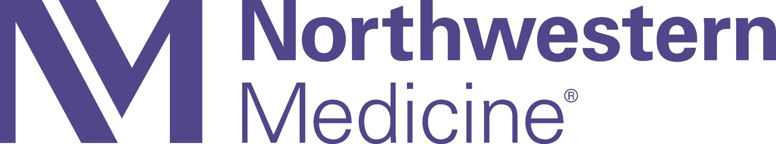 Northwestern Medicine Logo (PRNewsfoto/Northwestern Medicine)