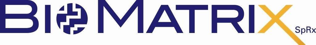 BioMatrix SpRx Logo (PRNewsfoto/BioMatrix SpRx)