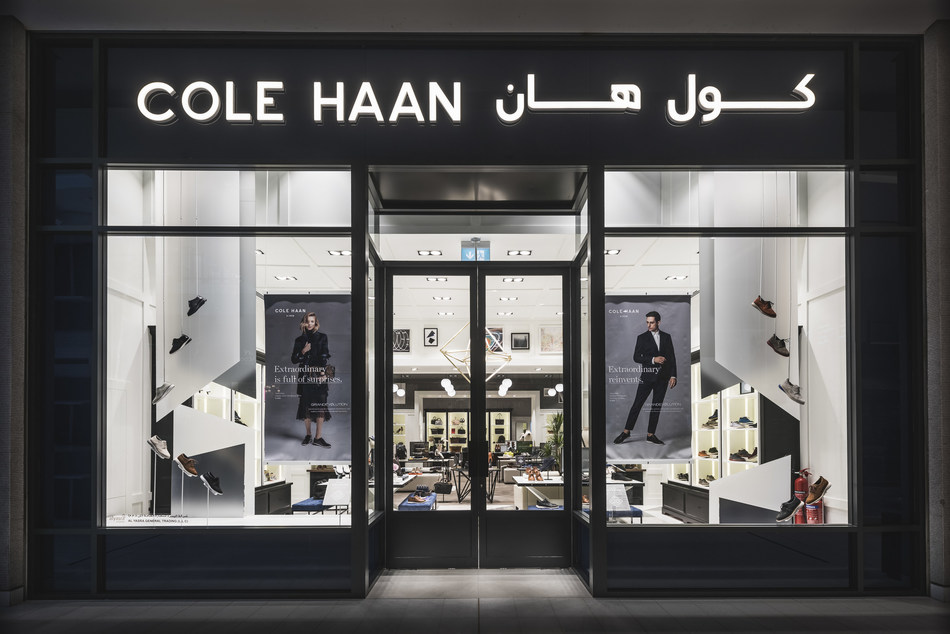 Cole Haan - UAE Flagship - Store Front