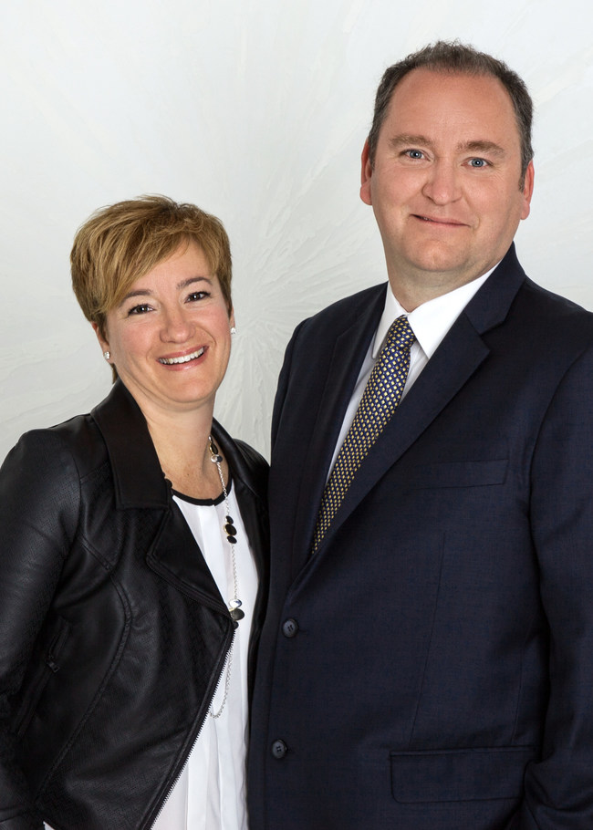 Owned by Chantal and Alain Richard, COOKINA is driven by innovation in everything it does. (CNW Group/Fonds de solidarité FTQ)