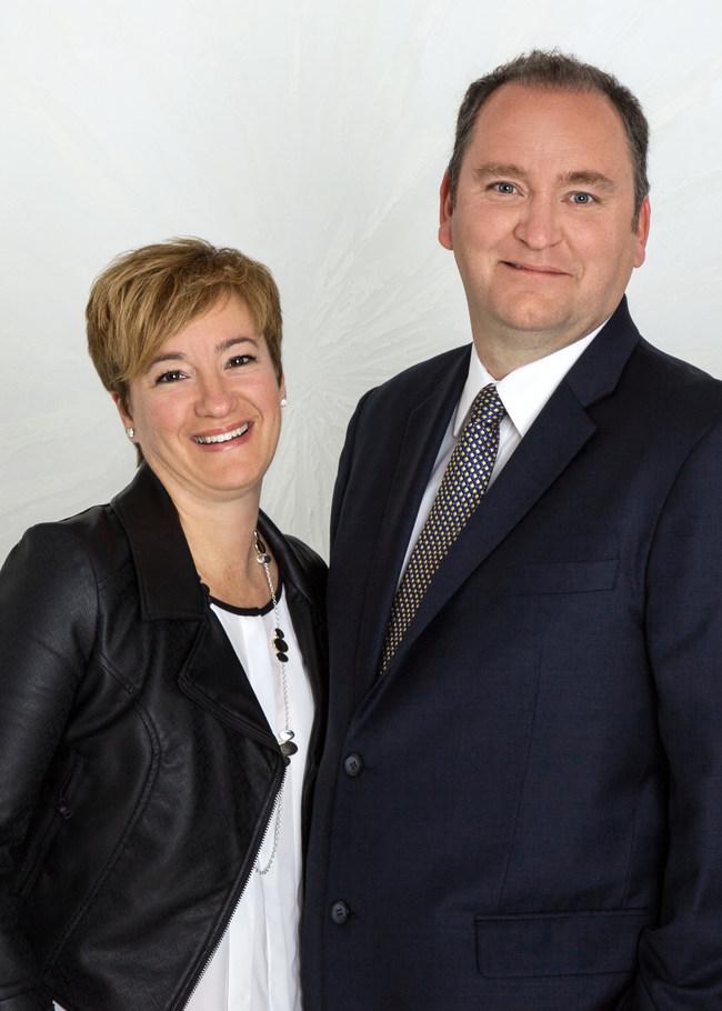 Détenue par Chantal et Alain Richard, COOKINA mise sur l'innovation dans toutes les sphères de son organisation. (Groupe CNW/Fonds de solidarité FTQ)