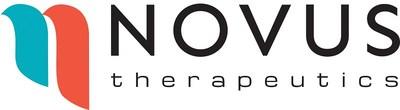 Novus Logo (PRNewsfoto/Novus Therapeutics, Inc.)