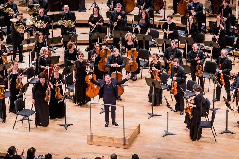L'Orchestre Métropolitain et Yannick Nézet-Séguin offrent un concert gratuit. (Groupe CNW/Orchestre Métropolitain)