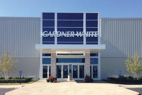 Gardner-White's Distribution Center in Auburn Hills, Michigan