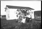 Voyage à Cap à l''Orignal, 1947. BAnQ Rimouski, fonds J-Gérard Lacombe. Photo : J.-Gérard Lacombe. (Groupe CNW/Bibliothèque et Archives nationales du Québec)