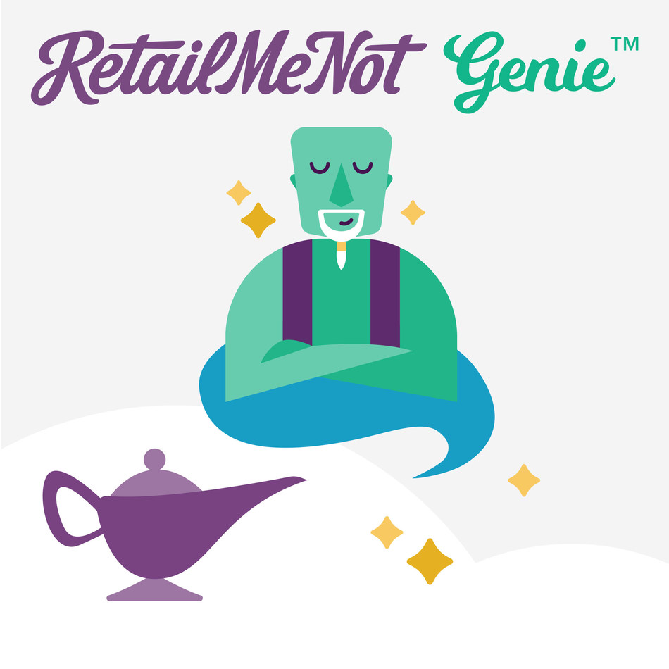 RetailMeNot Genie™ is a free Chrome browser extension that seamlessly applies RetailMeNot's best codes and Cash Back Offers at checkout on a retailer's website.