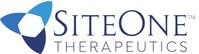 (PRNewsfoto/SiteOne Therapeutics)