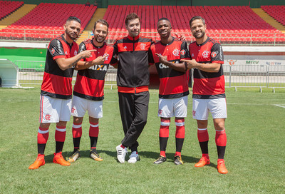 Wix.com e Clube de Regatas do Flamengo lançam campanha online