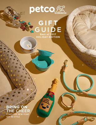 Petco brings holiday cheer with pet holiday gift guide